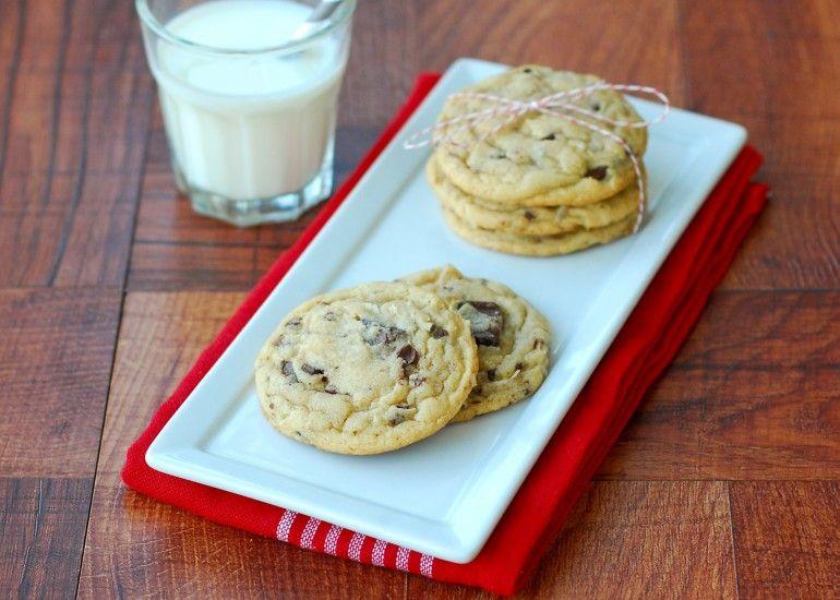 Coconut Chocolate Chunk Cookies