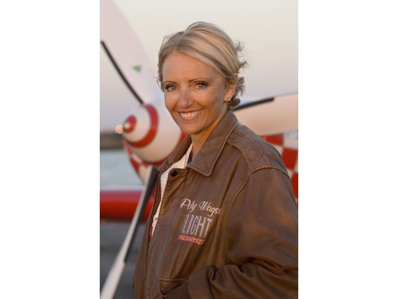 World's Top Airshow Pilot Patty Wagstaff chose Center For Sight for Vision-Restoring Surgery ...