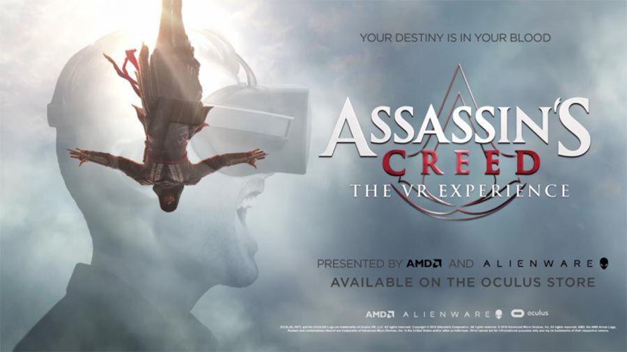 Assassins Creed - Die VR-Erfahrung kommt auf Oculus Rift VR & Gear - www.realitevirtuelle360.com