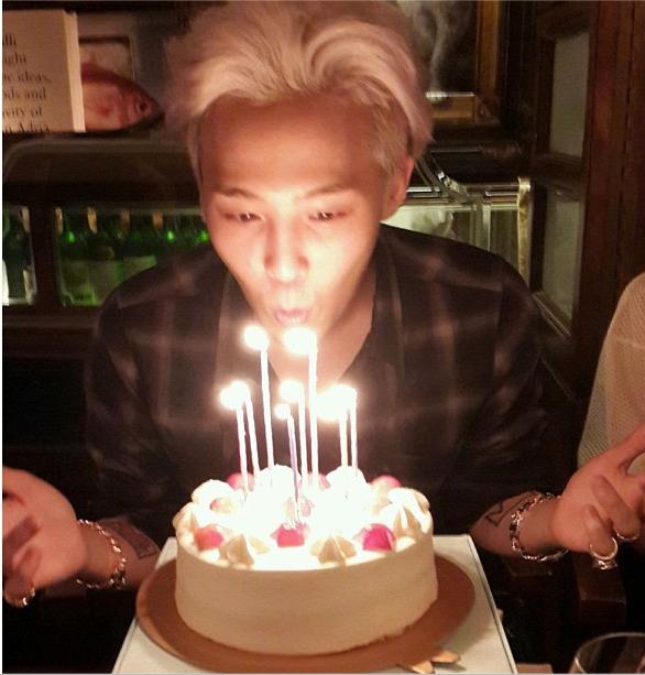 Vanny On Twitter G Dragon Happy Birthday Bigbang