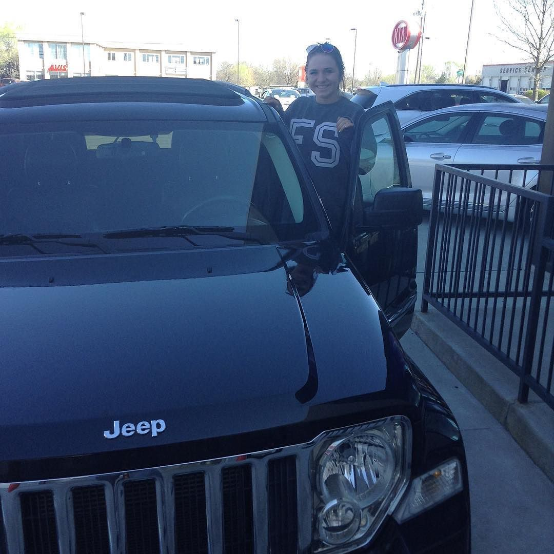 Congrats Rylee On Your Jeep Liberty C Pena Jeep Kia Jeep Liberty