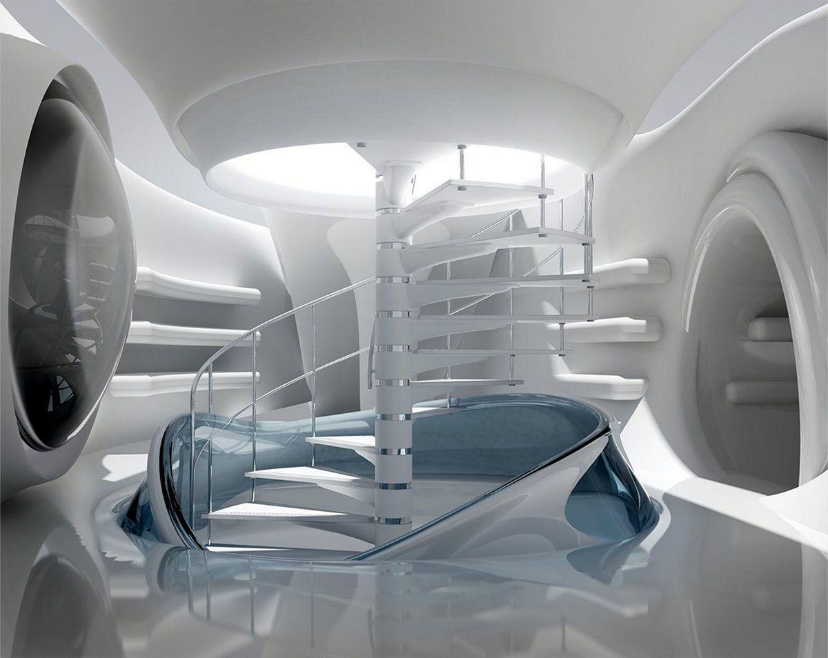 Top Gorgeous 30 Future Interior House Design Ideas For Inspiration Https Decoredo Com 21149 Gorgeous Futuristic Interior Futuristic Design Spaceship Interior