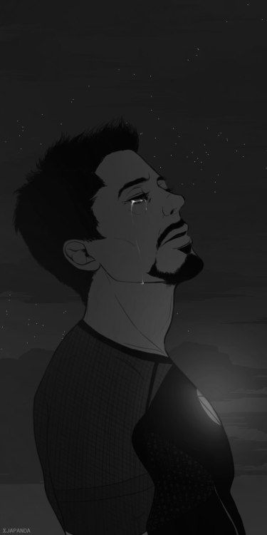 #TonyStark #IronMan - please someone listen to him and help him