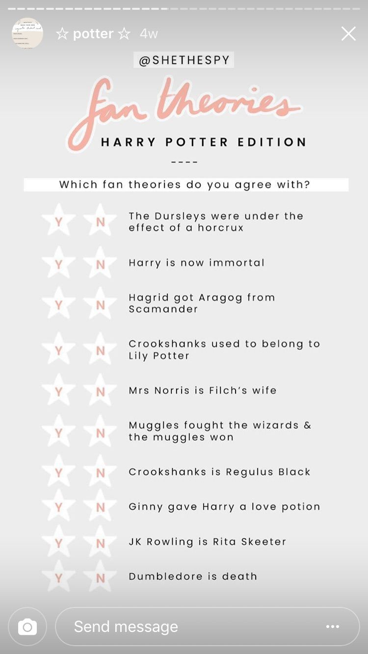 Pin By Himani On Templates Lily Potter Fan Theories Horcrux