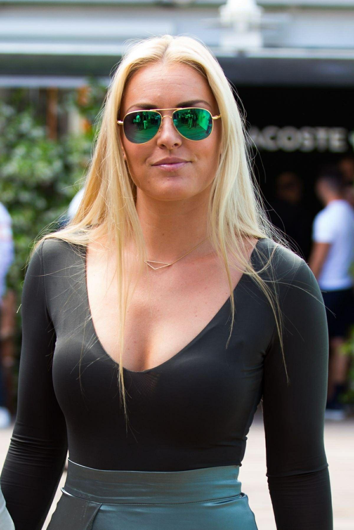 Hot Ass Lindsey Vonn naked photo 2017