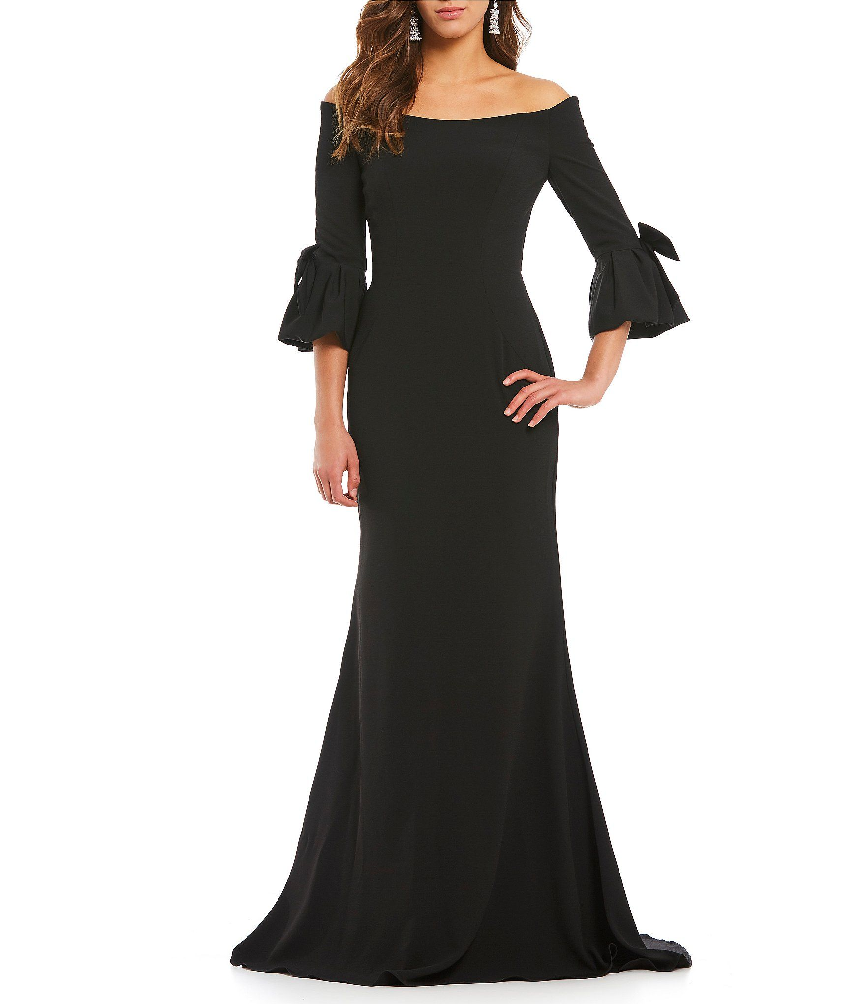 Shop for terani couture off the shoulder gown at dillards visit