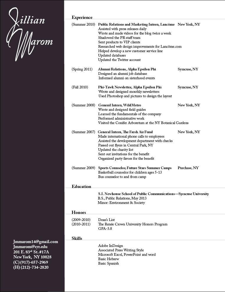 gra2176fileswordpress 2011 02 screen-shot-2011-02-07 - general intern job description