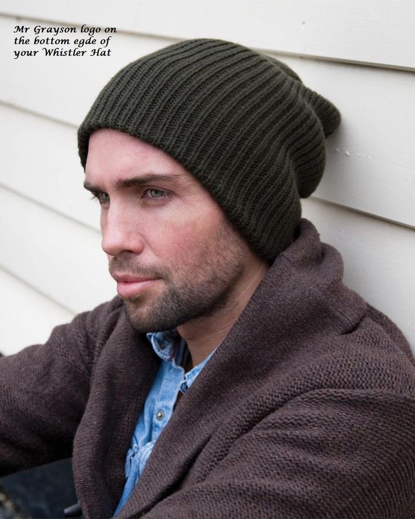 Mens Whistler Hat cool winter warmer  #graysonsteam #charity #helpingothers #nonprofit #givingback #charity #clothinglabel #mensfashion #ladiesfashion #nonprofit #tshirt #apparel #poloshirts #ladies #mens #tshirtdesign #hoddies #hats #scarfs ❤ All profits going to support the Mr Grayson Foundation. Together we can help others.
