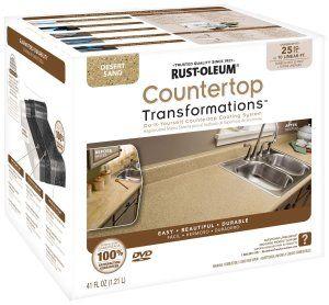 Rust Oleum Laminate Countertop Paint Countertop