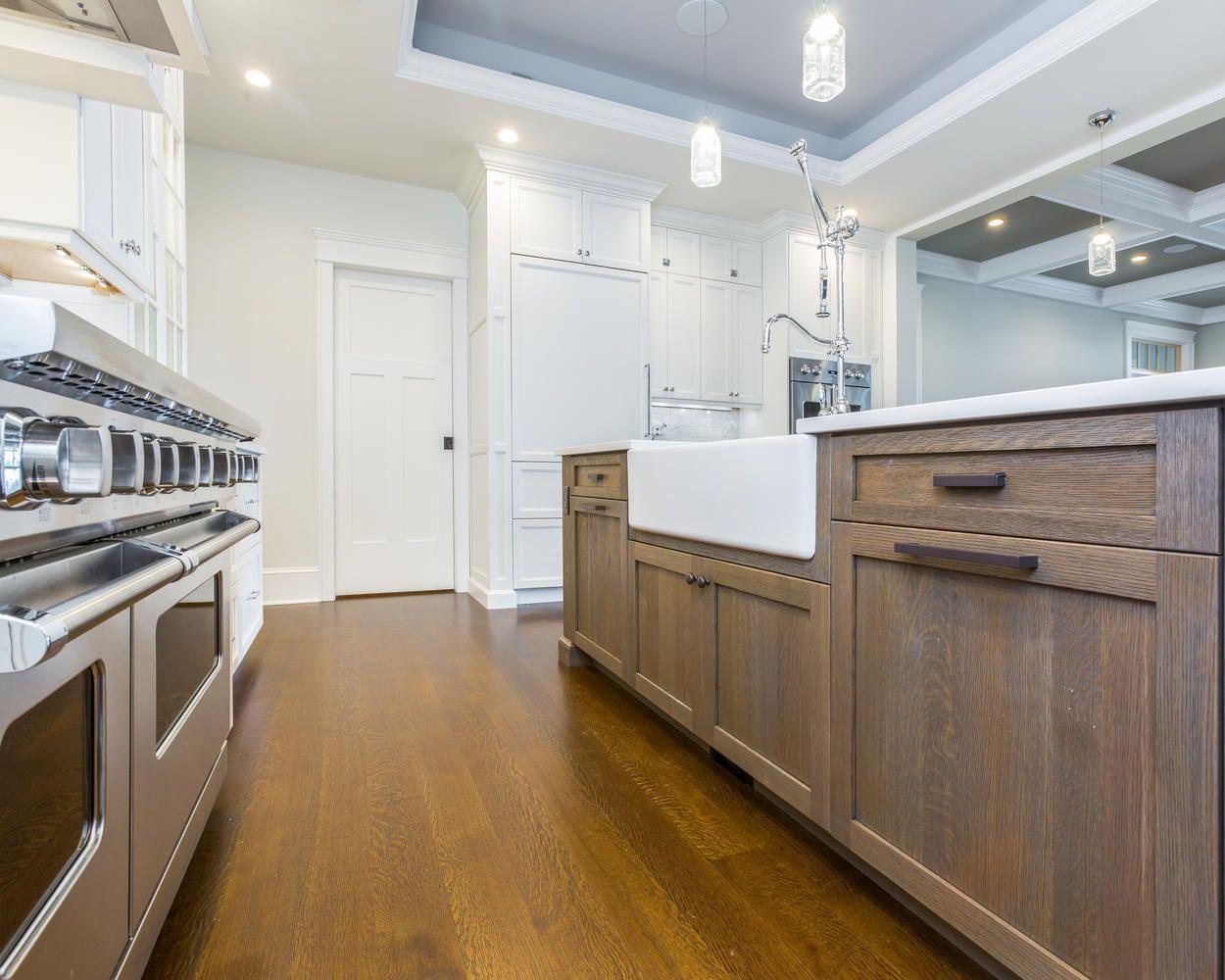 Coastal Dream Kitchen Brick New Jersey by Design Line