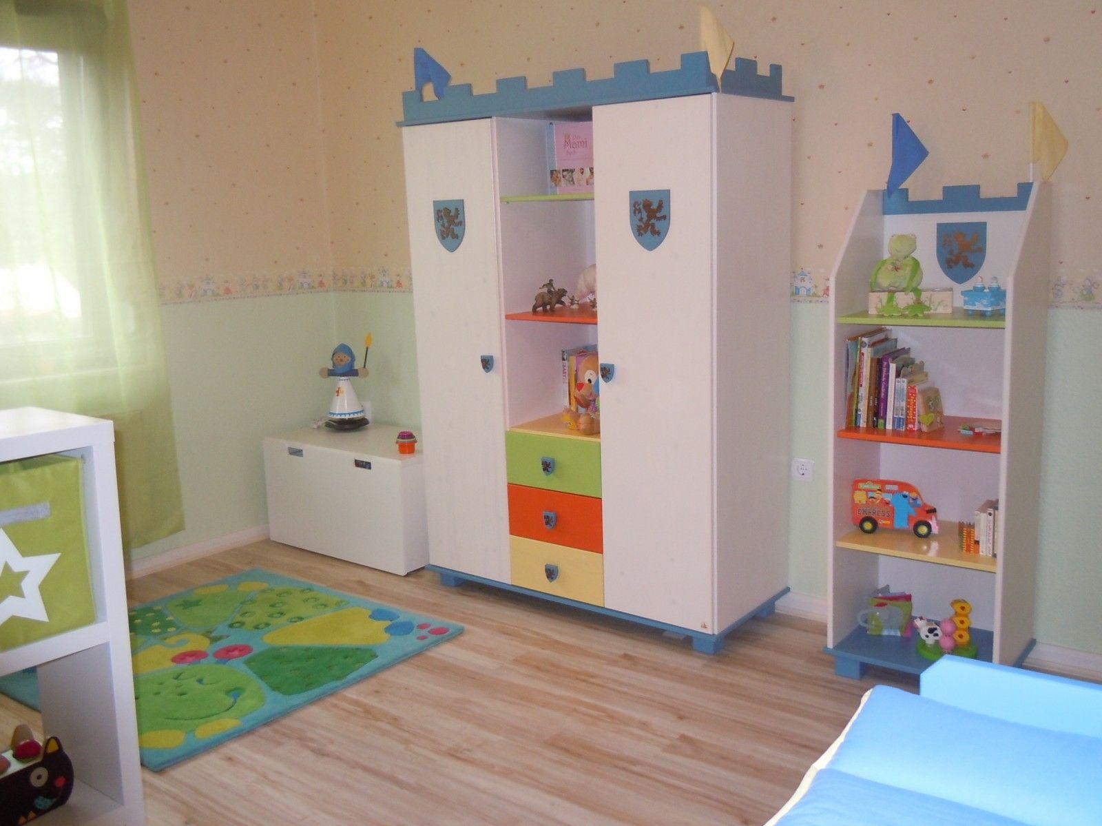 Kinderzimmer 'Ritter Julian' Kinder zimmer, Kinderzimmer