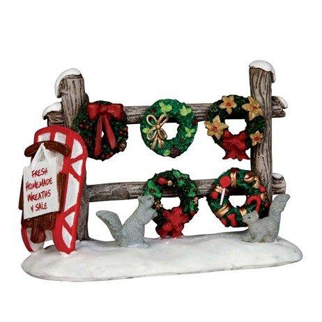 Lemax Christmas - Christmas Wreaths 4 Sale (54942) Christmas - christmas decorations sale
