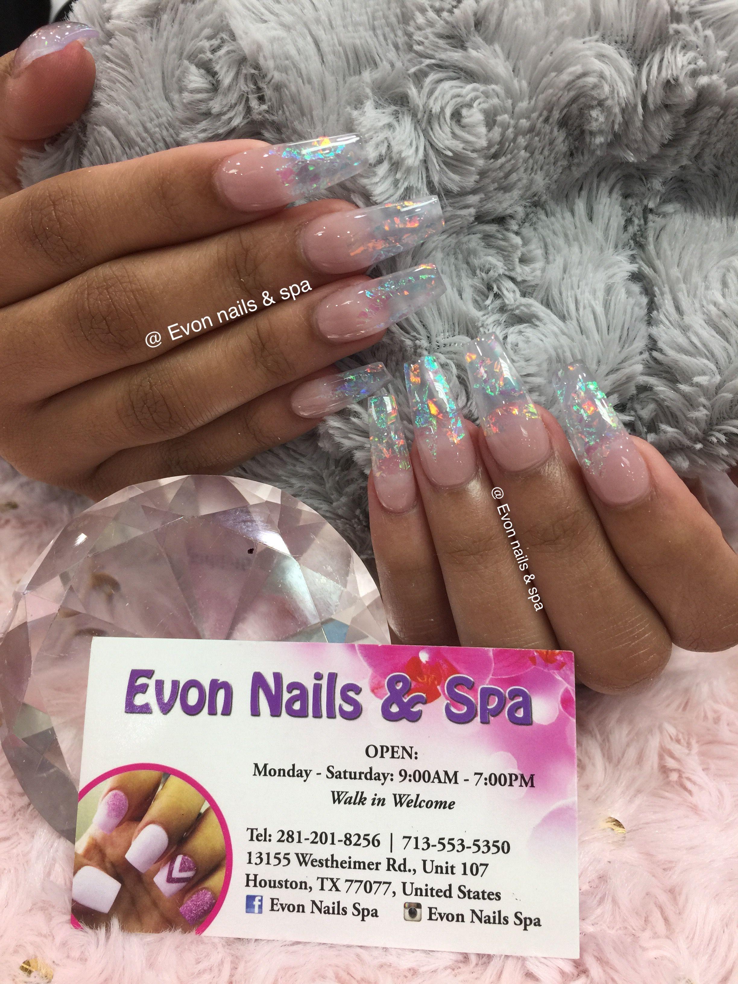 Pin By Evon Nails Spa On Evon Nails Spa Instagram Evon Nails Spa Facebook Evon Nails My Nails Nails Nail Spa