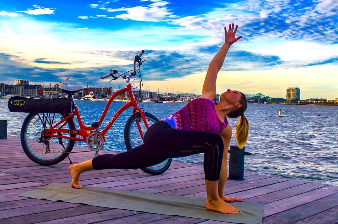 Want to cure your wanderlust and love for #Yoga? Mogi makes it easy for you to #Travel with your #YogaMat! http://www.mymogi.com?utm_source=&utm_medium=&utm_campaign=&utm_content=