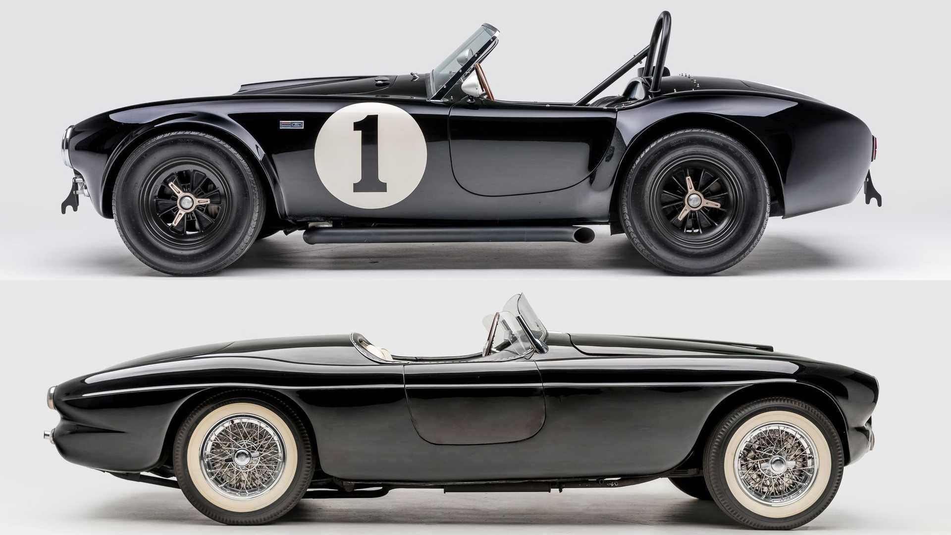 See The Cars From Ford V Ferrari At The Petersen Museum