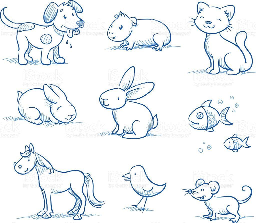 Pin Von Magda Dullemond Auf Plantilla Para Bordados Niedliche Zeichnungen Tiere Malen Hund Zeichnen