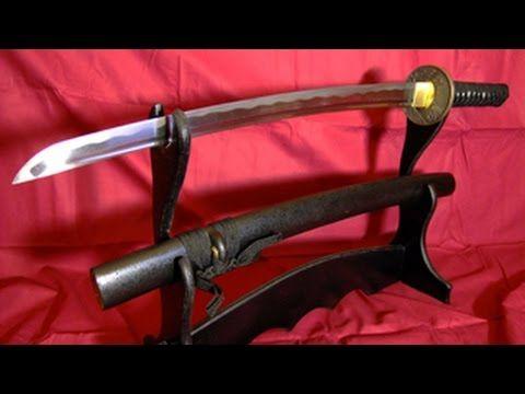 Продается Вакидзаси тренировочный, инструментальная сталь ...