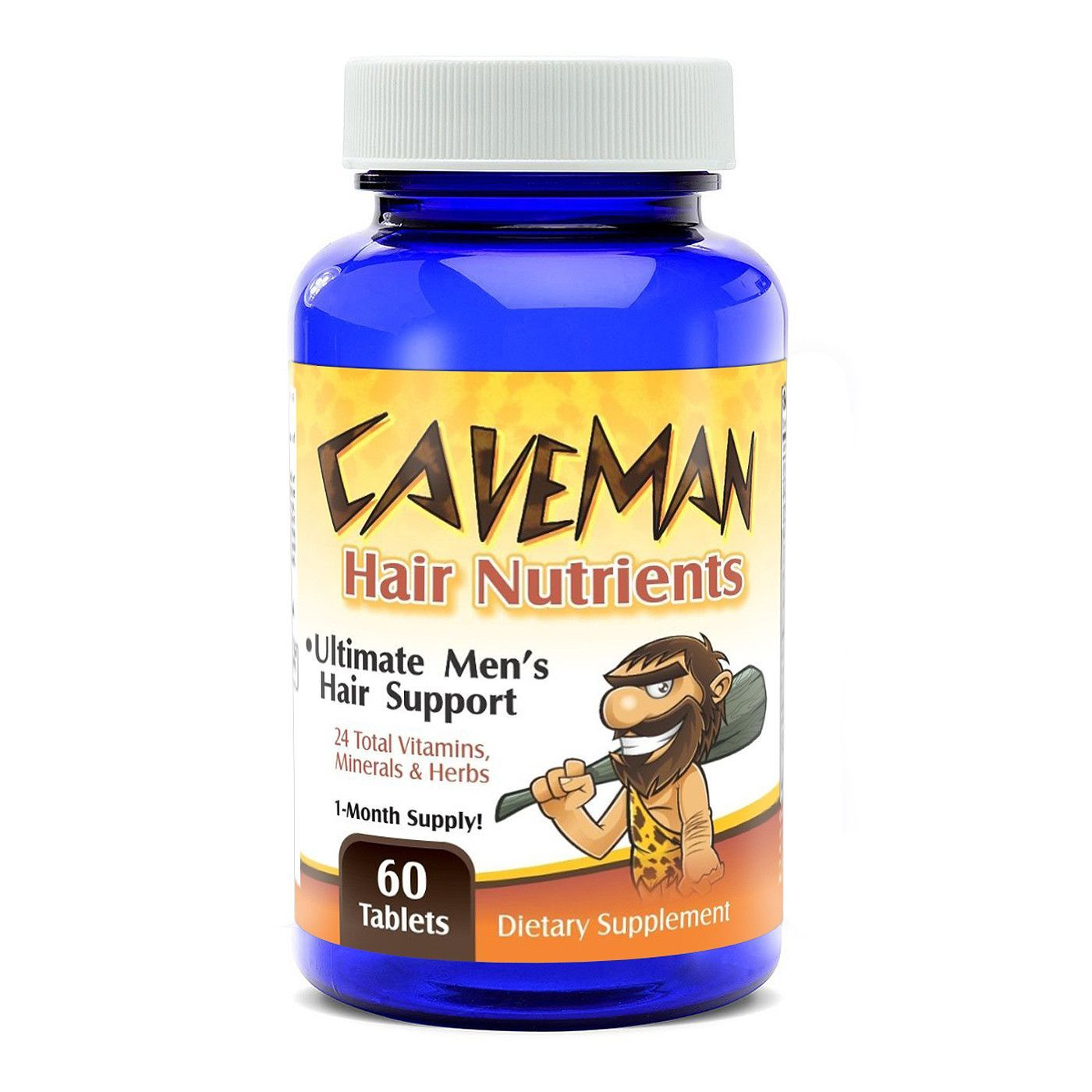 Caveman Hair Nutrients Menus Hair u Beard Growth Vitamins