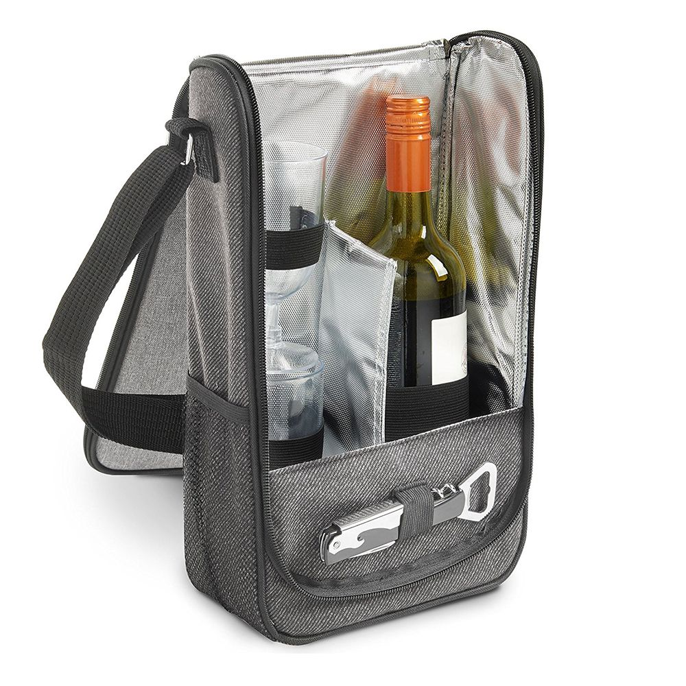 2 Bottle Wine Carrier Bag Tote Insulated Food Cooler Bag Waterproof Picnic Bag Find Complete Details About 2 Bo Wine Carrier Bag Wine Bottle Bag Wine Carrier