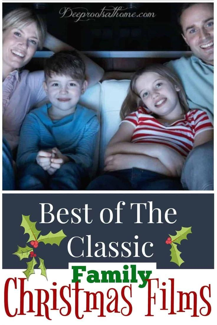 27 of the Best Classic Christmas Films For Families : 27 of the Best Classic Christmas Films For Families. A family movie night.  #movienight #christmasmovie #christmasmovies #favoritemovies #familynight #familymovies #parenting #children #christmas #classicmovies #christmasclassics #christmasfilms Are you planning a family night during the Christmas season? I have a number of great Christmas films for you to consider. #Best #Classic #Christmas