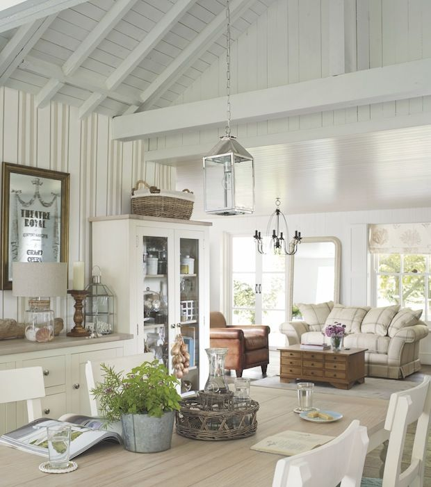 A Guide To Identifying Your Home Décor Style: Laura Ashley Interior Guide: Decor To Suit Any House Style