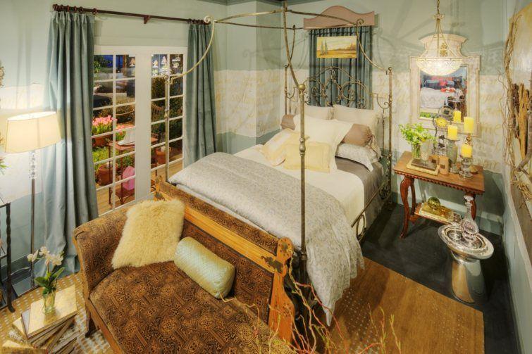 Romantisches Bett 50 interessante Ideen für ein Himmelbett