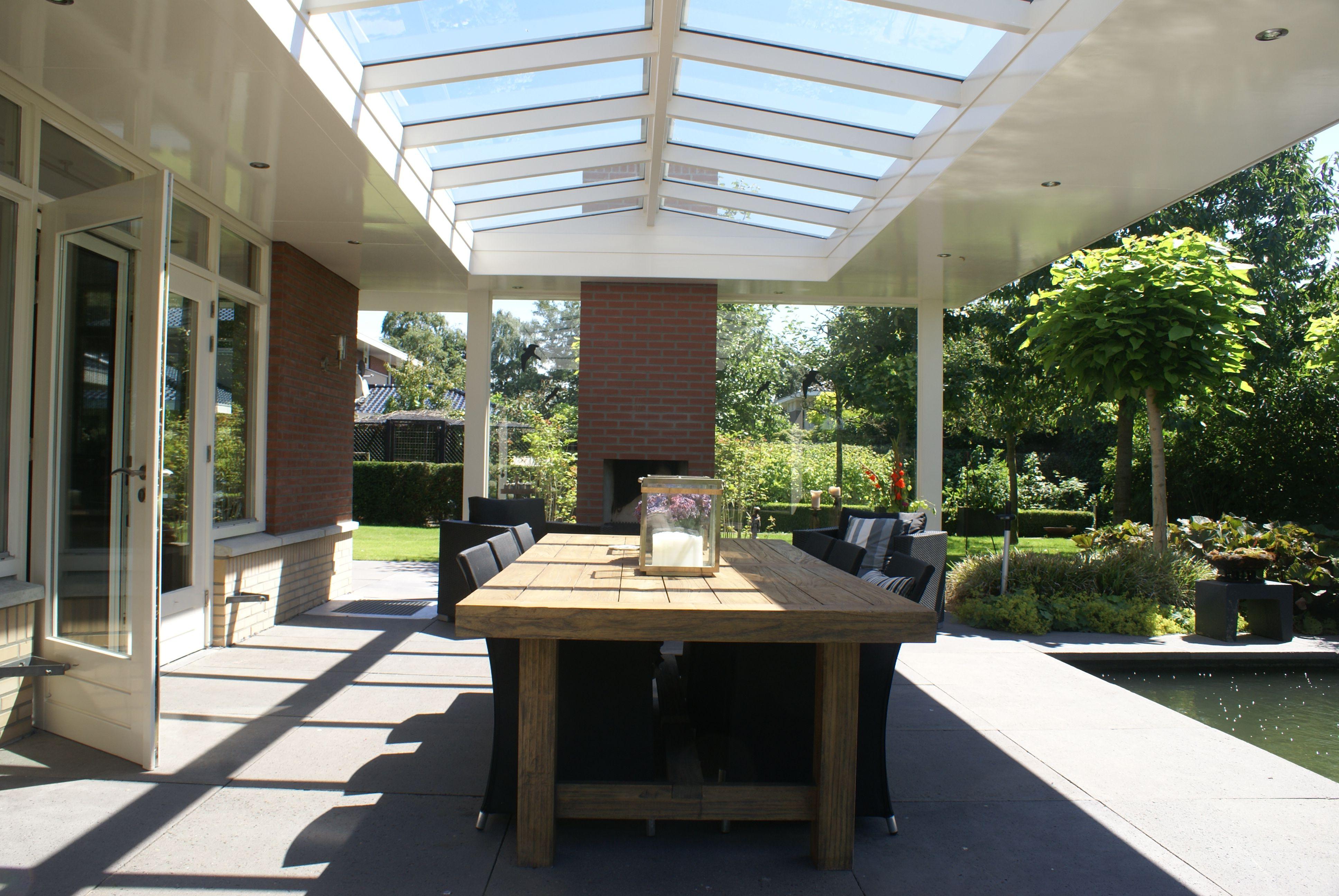 Aanbouw keuken lichtkoepels google zoeken aanbouw keuken pinterest verandas sunrooms - Keuken verandas ...