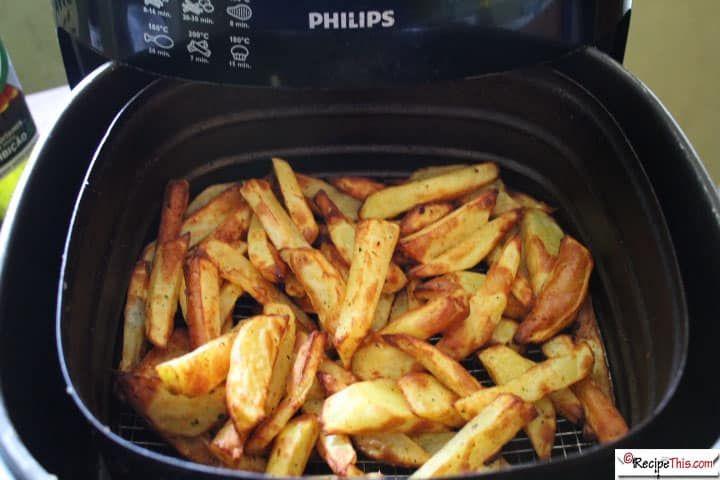 Air fryer five guys cajun fries copycat recipe cajun