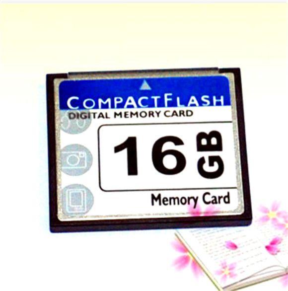 Cf Card Storage Card Compact Flash Digital Memory Card Class6 10