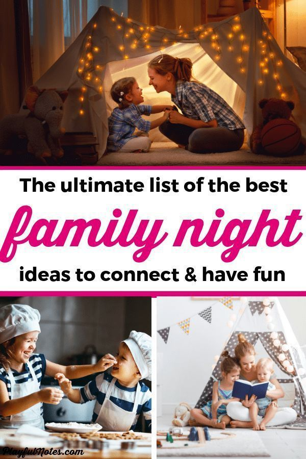 Photo of The ultimate list of the best family night ideas