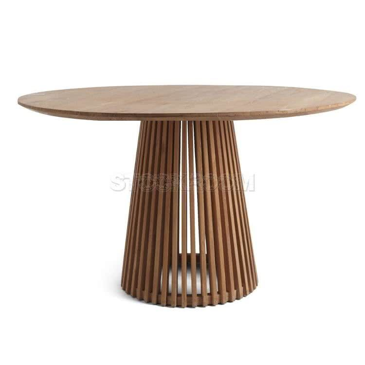 Rossella Style Solid Wood Coffee Table
