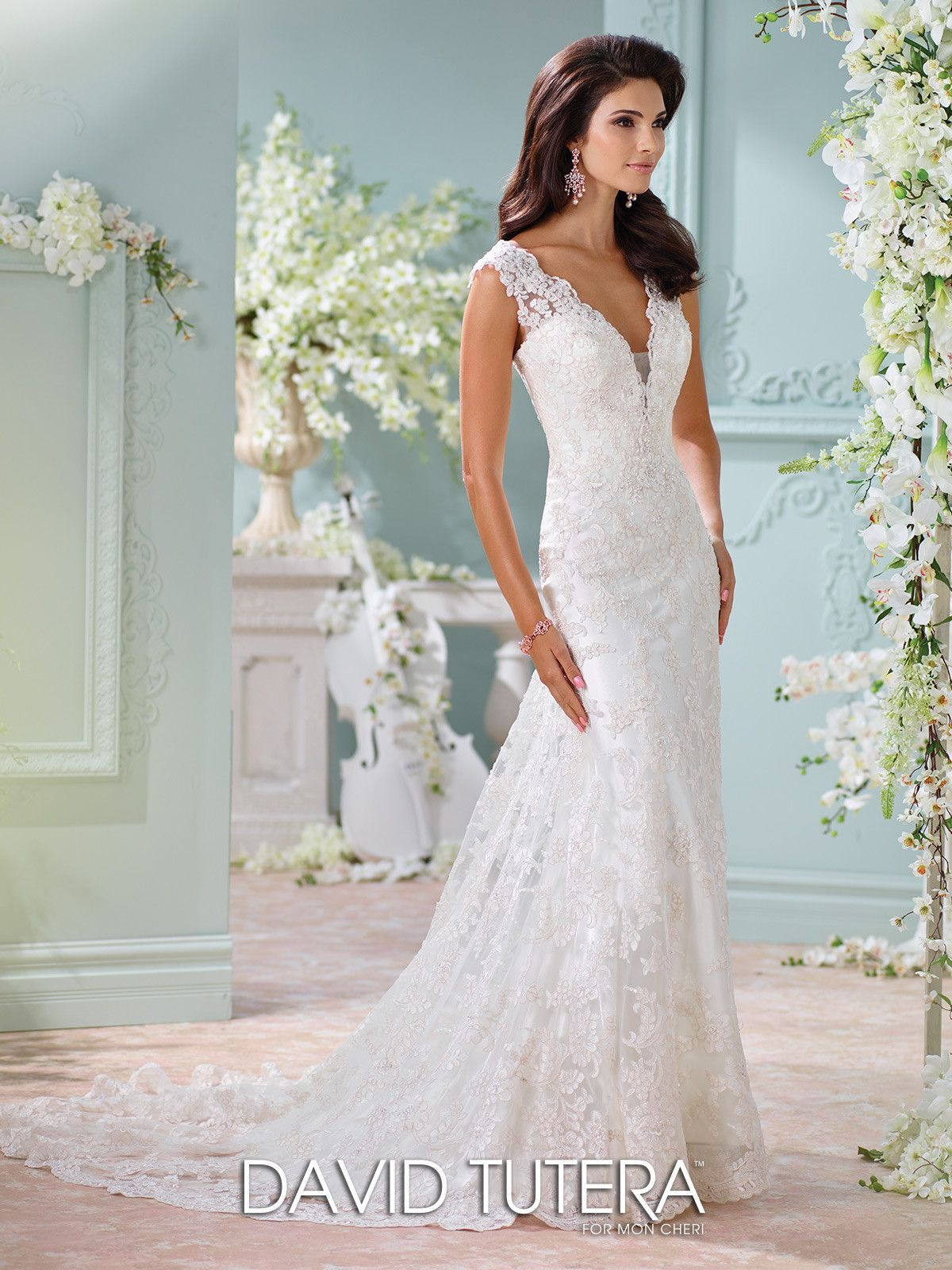David tutera dayton all dressed up bridal gown david