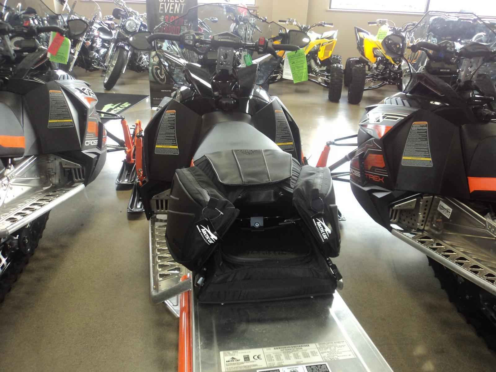 New 2016 Arctic Cat XF 7000 CrossTrek Snowmobile For Sale