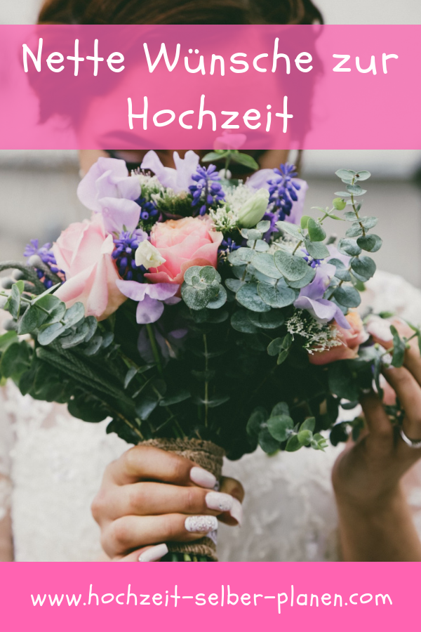Nette Wünsche zur Hochzeit | Wünsche zur hochzeit