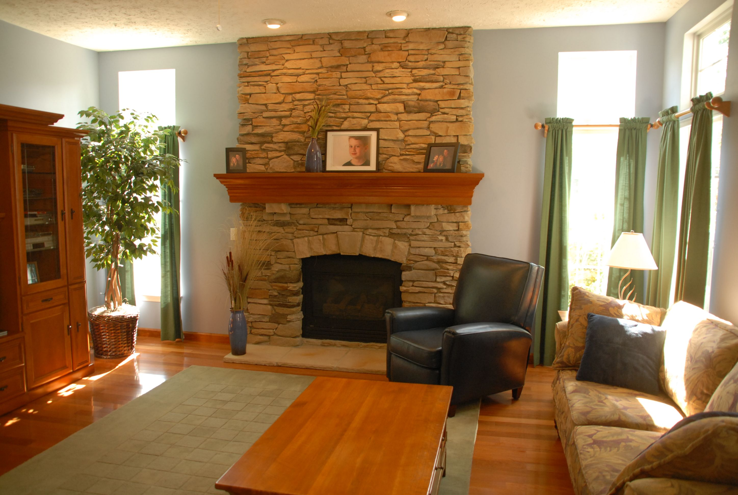 craftsman style fireplaces google search fireplaces. Black Bedroom Furniture Sets. Home Design Ideas
