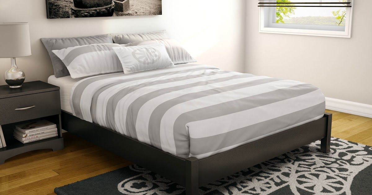 South Shore Step One Platform Bed Reviews Wayfair