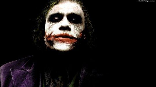 The Dark Knight Joker Desktop Wallpapers HD