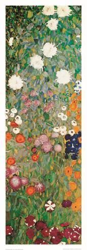 Flower Garden Detail Print Gustav Klimt Allposters Com Klimt Art Gustav Klimt Klimt