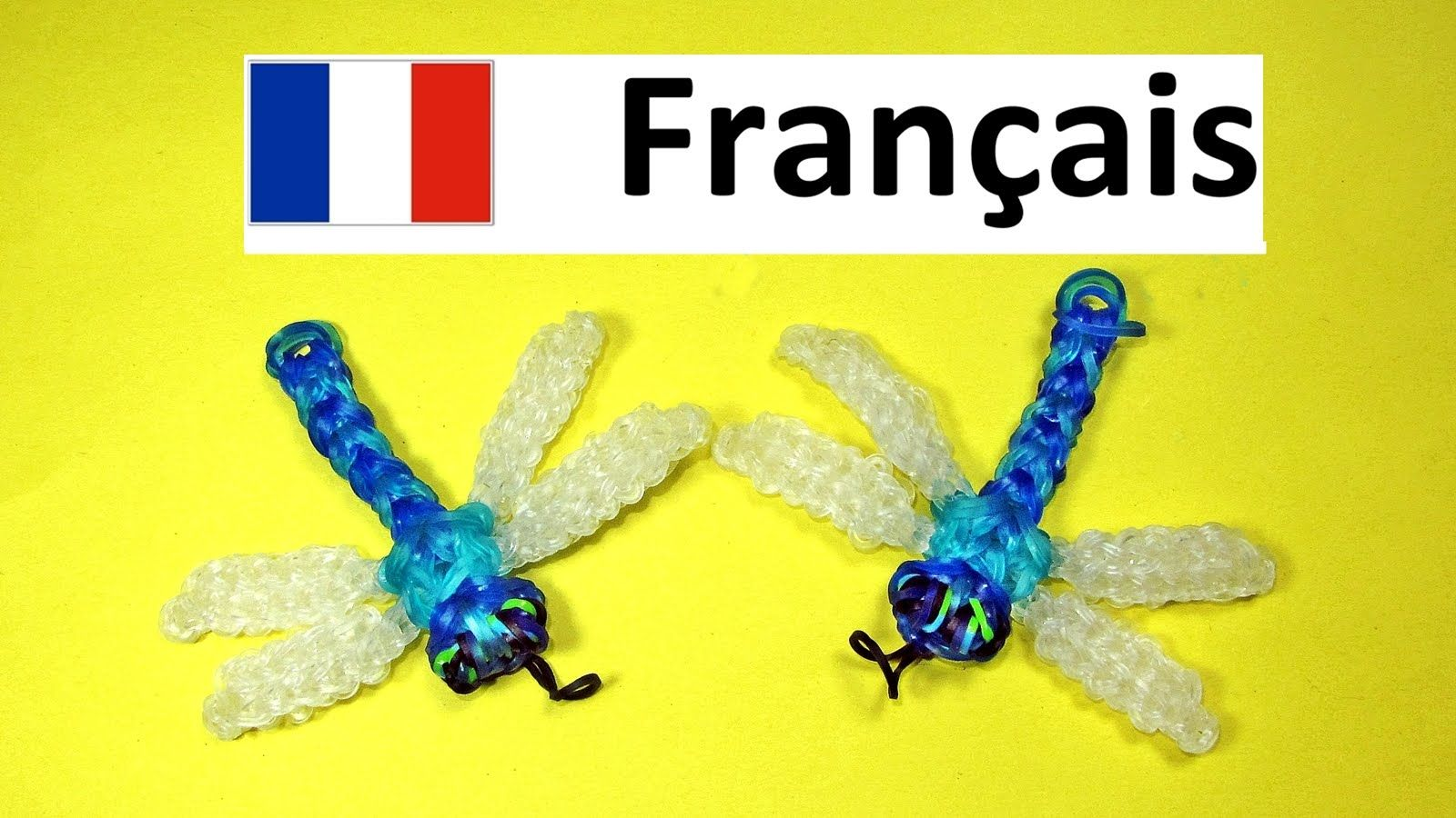 bracelet rainbow loom en francais facile. Black Bedroom Furniture Sets. Home Design Ideas