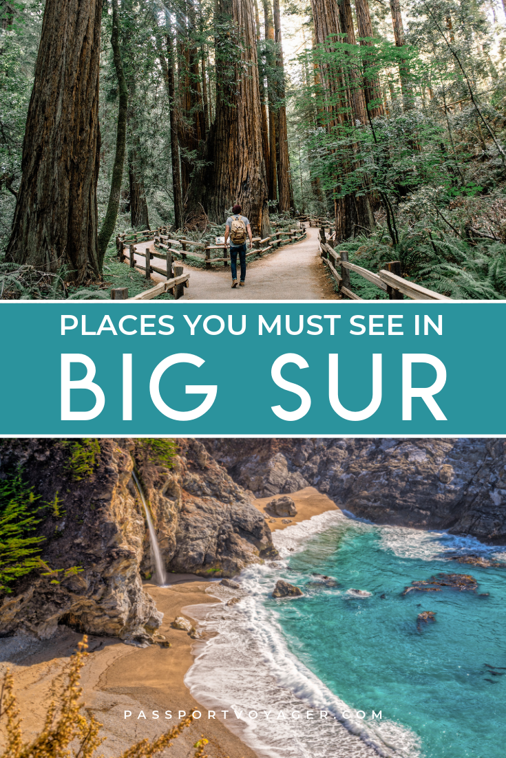 Ready to explore beautiful Big Sur, California? Be sure to read this extensive local's guide to hiking Big Sur, where to eat, how to support the community and find amazing local artisans, how to drive and hike Big Sur responsibly and so much more! Also contains local knowledge on when is the best time to visit Big Sur, what to pack for your trip to Big Sur, and what locals wish you knew before you travel to Big Sur. #bigsur #travel #visitCA #responsibletravel #sustainabletravel #california