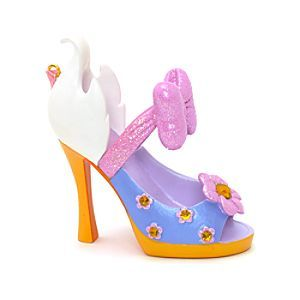 Daisy Duck Shoe Ornament