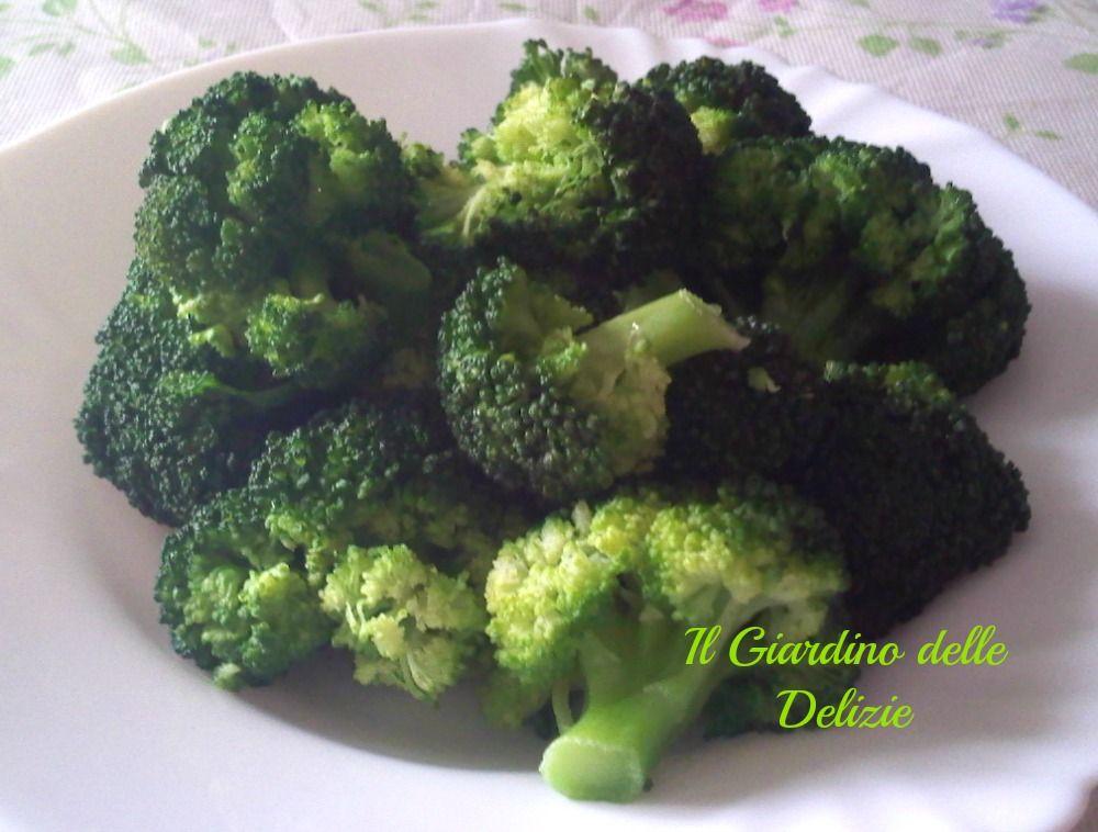 Broccoli al microonde gratta ricette per microonde for Microonde ricette