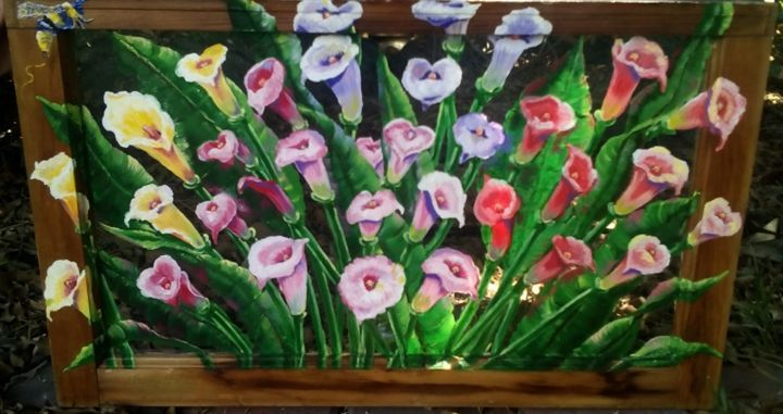 Lilies - Jeanette Designs