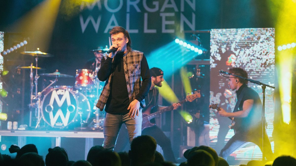 Morgan Wallen S Mullet Don T Knock It Til You Rock It Country Music News Music Tshirts Music Promotion