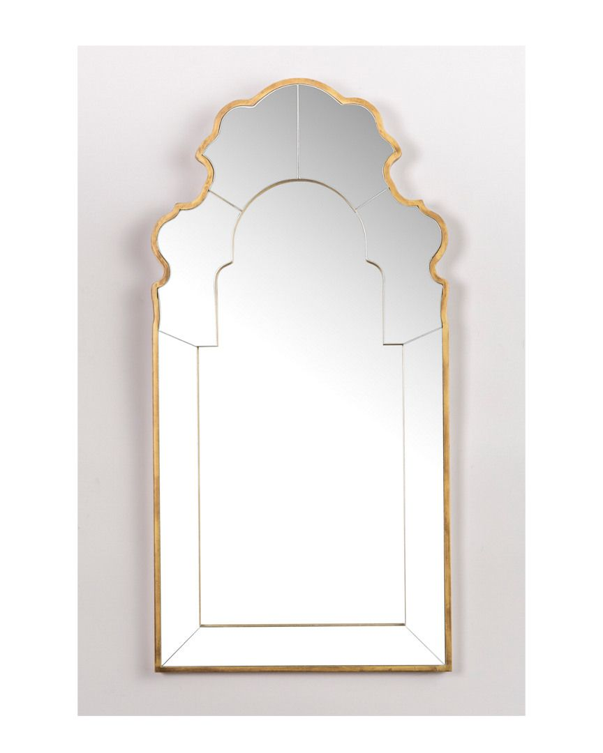 Karla Gold Mirror is on Rue.  Perfect for the living room