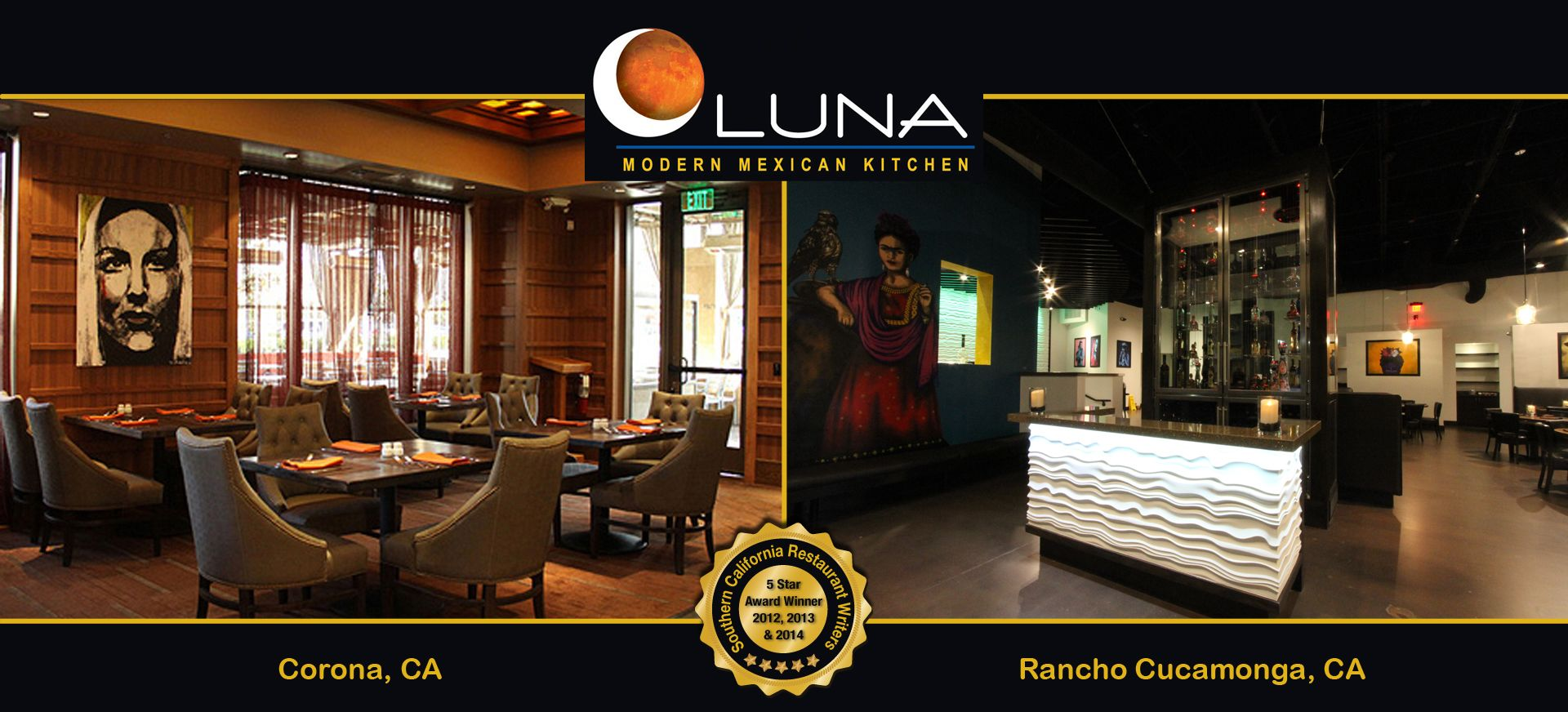 Luna Modern Mexican Kitchen Corona Is Staff Top Pick Enjoy Amazing Food And Exceptional Service Not To Mention Mexican Kitchens Kitchen Images Kitchen Photos