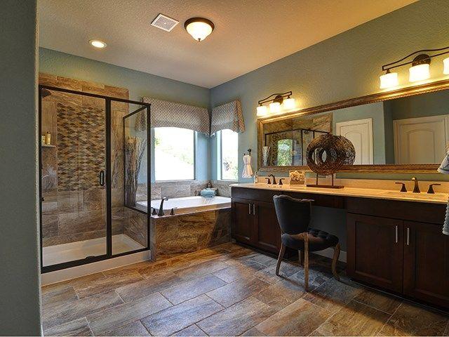 Master Bath Terra Bella Subdivision In San Antonio TX Gorgeous - San antonio bathroom contractors