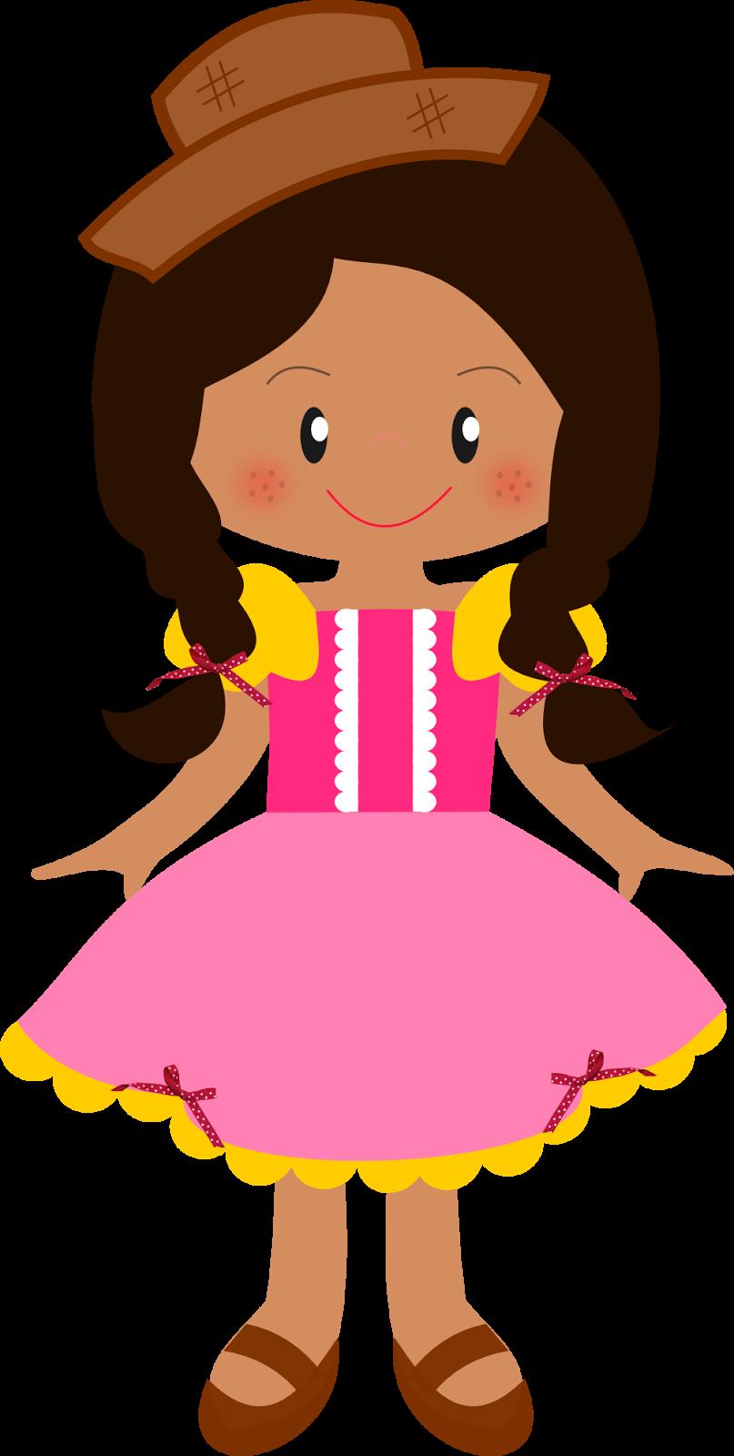 menina+negra+caipira+cute+montando+minha+festa.png (807×1600 ...