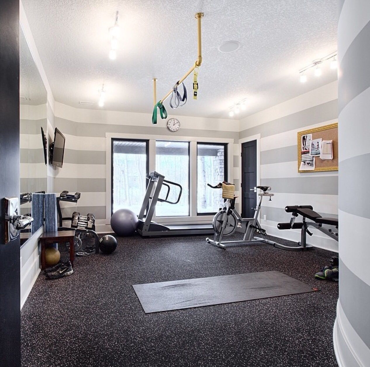Veranda Interiors, Home Gym