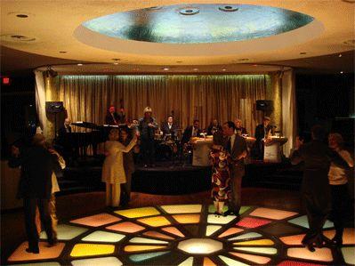 Dancefloor In Main Dining Room The Club Birmingham Al